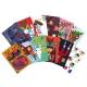 Set pohlednic Christmas tails A6, 12ks