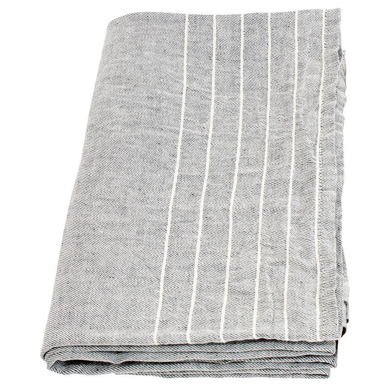 Osuška Kaste, šedo-bílá