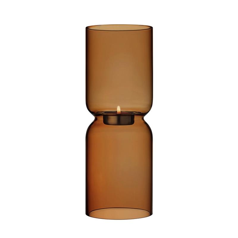 Svícen Lantern, 25cm, měděný