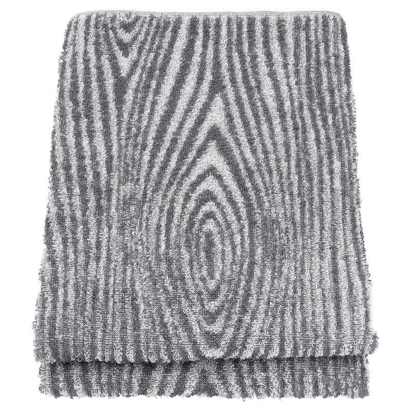 Osuška Viilu 80x150, šedá
