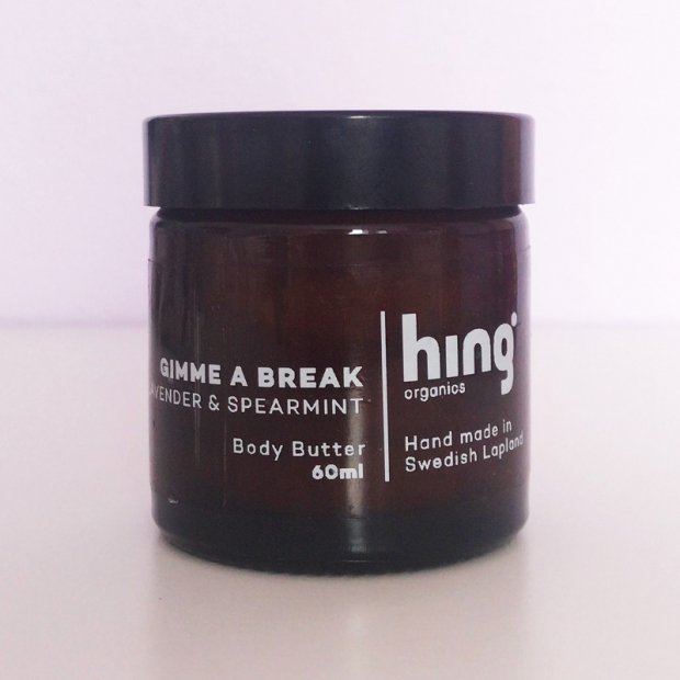 Bodybutter Gimme a break 60ml, levandule