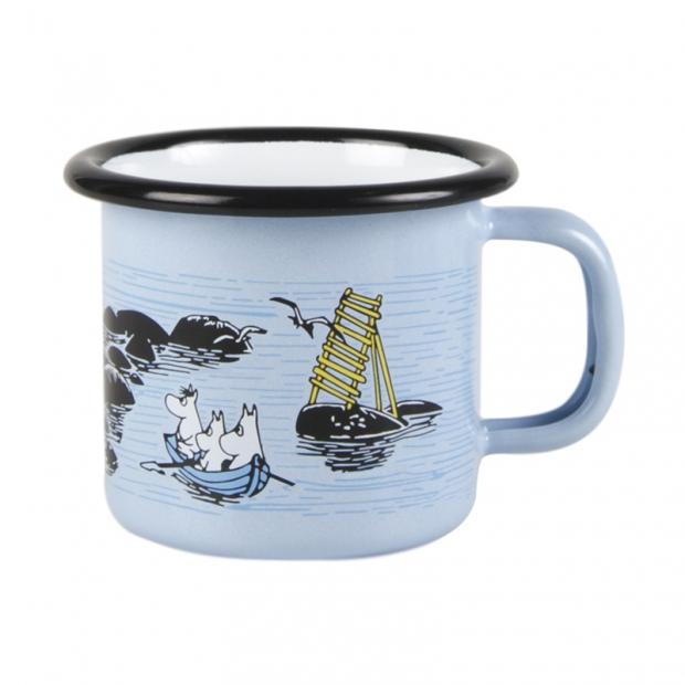 Hrnek Moomin Mellow Wind 0,15l