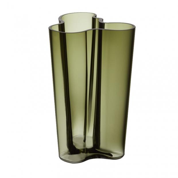 Váza Alvar Aalto 251mm, machová