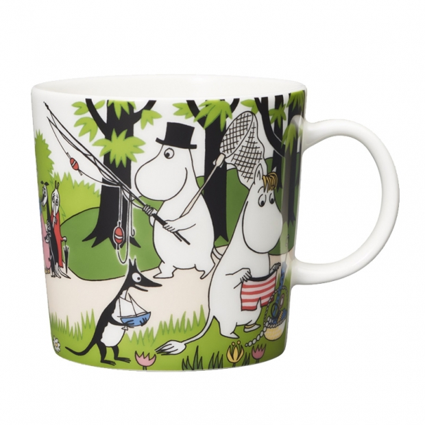 Hrnek Moomin Going on Vacation 0,3l