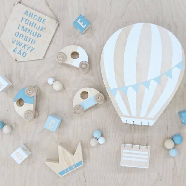 Nástěnná lampa Balloon