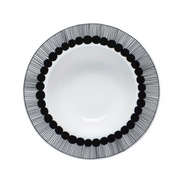 Hlboký tanier Oiva Siirtolapuutarha 20cm