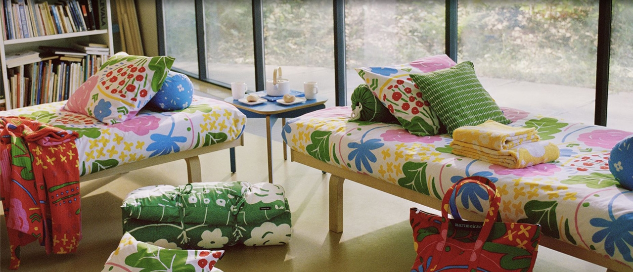 Jarní kolekce Marimekko