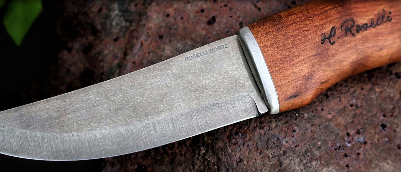 Finské nože Roselli